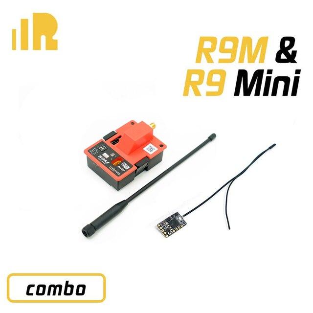 FrSky R9M Module And R9mini R9 Mini 900MHz Receiver Combo Long Range Extender
