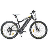 Bicicleta eléctrica de 27,5 pulgadas, bicicleta de montaña 400W 48V 13Ah, asistente de Pedal de 5 niveles, horquilla de suspensión, freno de disco de aceite, bicicleta eléctrica potente
