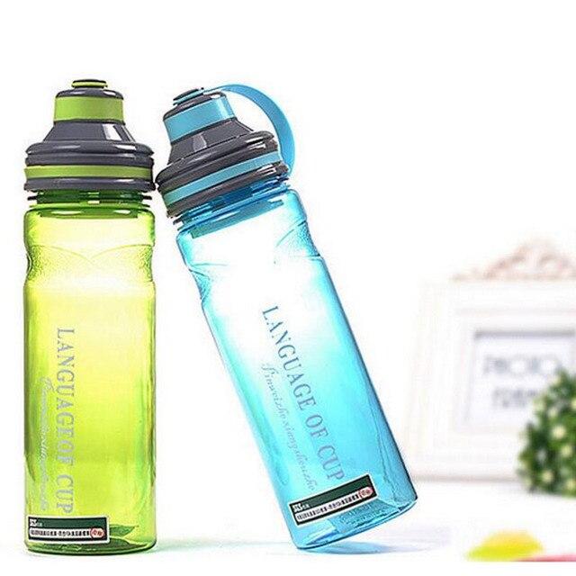 40e4eb67e Garrafas plásticas de água potável 3 colorido para as crianças com chá  infusor tumbler estilo garrafa