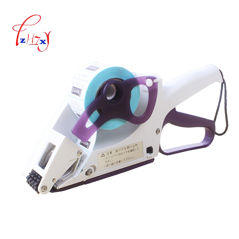 manual labeling machine Handheld Non-dry sticker labeling machine STICK Semi-automatic labeling machine bar code machine