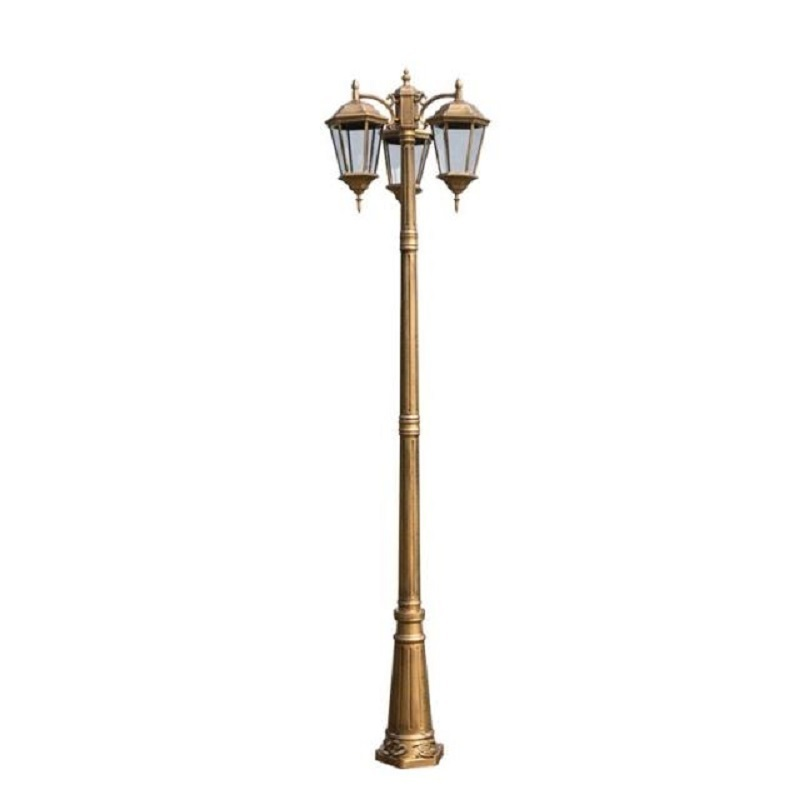 Tenaga Surya Tuinlamp Piazza Casa Jalan Strassenbeleuchtung Lampada Giardino Lampione Off Road Plaza Decorazione Uliczna Luce di Via