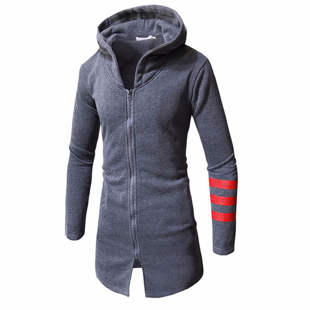 Winter Hoodie Male Cardigan 2018 Hip-Hop Hoodies Men Zipper Sweatshirt Hoodies Mens Hooded Plus Size Coat Jacket XXXL