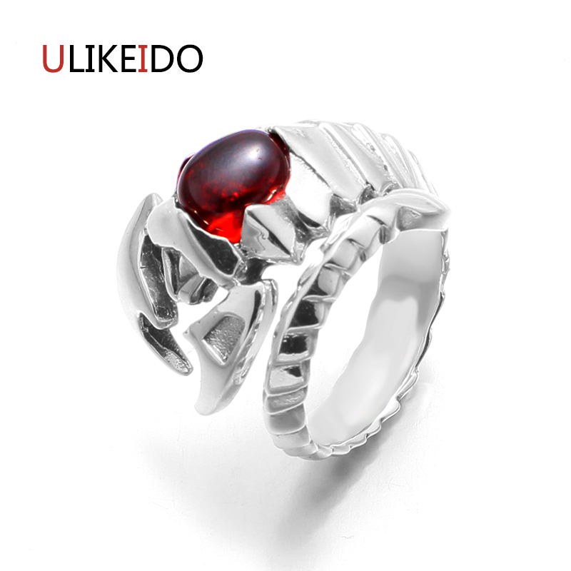 100% Pure 925 Sterling Silver Jewelry Scorpions Rings Opening Vintage Men Signet Ring For Women Fine Gift 0030 franke 740 115 0030 730 silver page 5