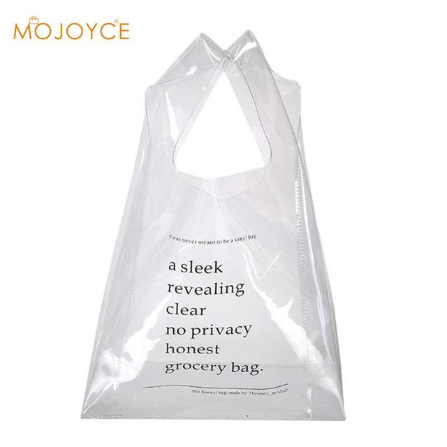 Stylish Clear Bags Handbags For S Pvc Tote Bag Women Holographic Purse Clutch Transpa Beach