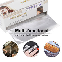Aluminum Foil for Hair Perm Tint Hair Styling Coloring Highlight Hair Perm Hair Coloring Special Aluminum Foil(China)