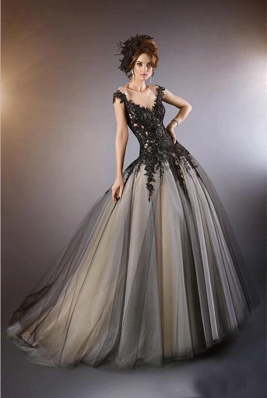 Goth Bride Dresses