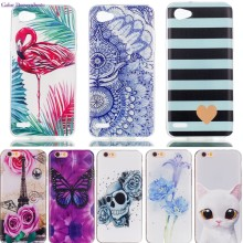 For Coque LG Q6 Q 6 Silicone Case For Etui LG Q6 M700AN M703 LGQ6 M700Y X600L Mobile Phone Cover TPU Caes For LG Q6 housings bag(China)