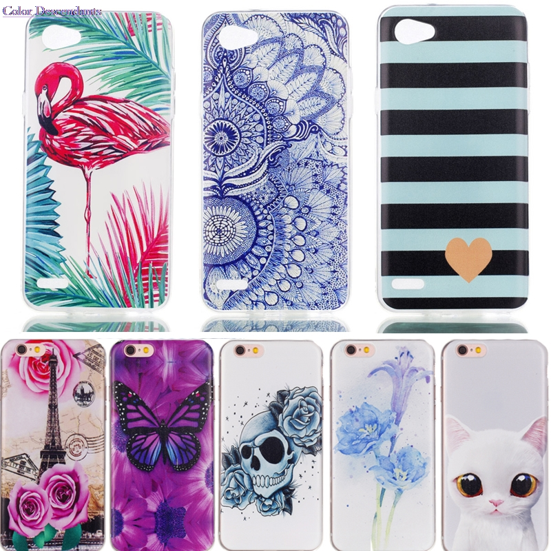 For Coque LG Q6 Q 6 Silicone Case For Etui LG Q6 M700AN M703 LGQ6 M700Y X600L Mobile Phone Cover TPU Caes For LG Q6 housings bag