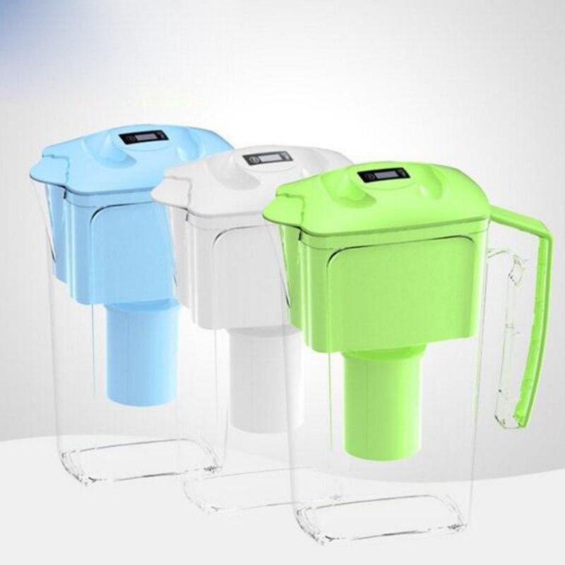 Vitev Alkaline Water Filter Pitcher and Ionizer 2.5L New Style Alkaline Water Jug ( alkaline pH 8.5-10.2 ORP -200MV )Vitev Alkaline Water Filter Pitcher and Ionizer 2.5L New Style Alkaline Water Jug ( alkaline pH 8.5-10.2 ORP -200MV )