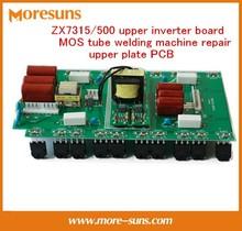 Con 20 unids MOS 3878 tubo tubo campo general ZX7315/500 superior tubo MOS placa del inversor máquina de soldadura de reparación placa superior de control