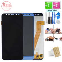 Tested Well New Original M9 Dipslay For Leagoo M9 LCD Touch Screen Digitizer Assembly Black Blue For Leagoo M9 LCD Panel Display стоимость