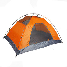 New Arrival Double Deck Tent Shelters for Sport Hiking Camping Outdoor Gear for Hunting CL16-0021