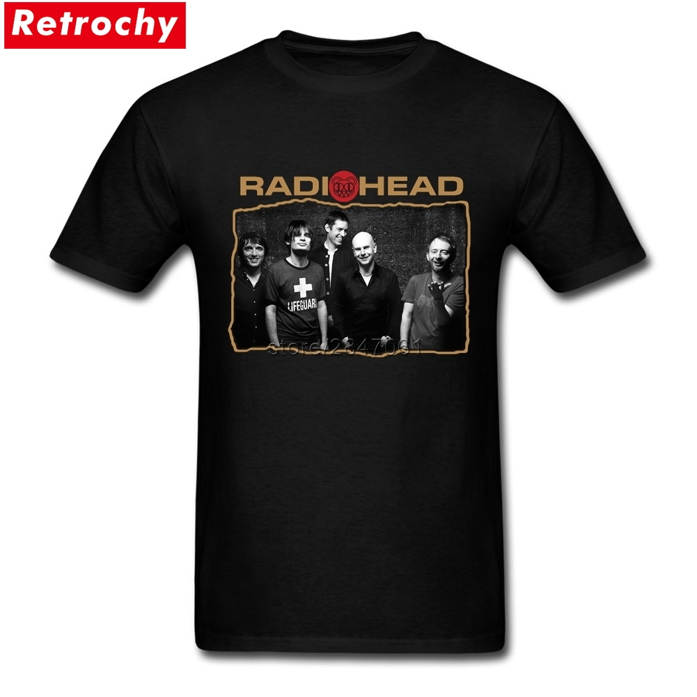 Design t shirt online usa - Short Sleeve Thanksgiving Day Custom Radiohead T Shirt Tee Shirt Top Design Male Xxxl Printed Tshirts Usa Brand Designer Tee