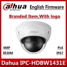 Dahua IPC HDBW1431E 4MP POE IP kamera H.265 IP67 IR 30m DWDR İngilizce sürüm güvenlik ağ kamerası değiştirin IPC HDBW4433R S