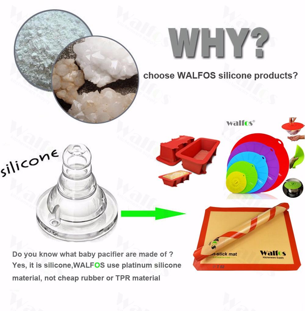 walfos silicone