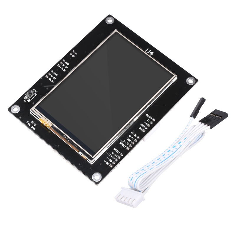 BIQU TFT35 V1.1 Smart controller Display 3.5 inch touch screen compatible with MKS Gen V1.4 cntrol Board for 3d printer