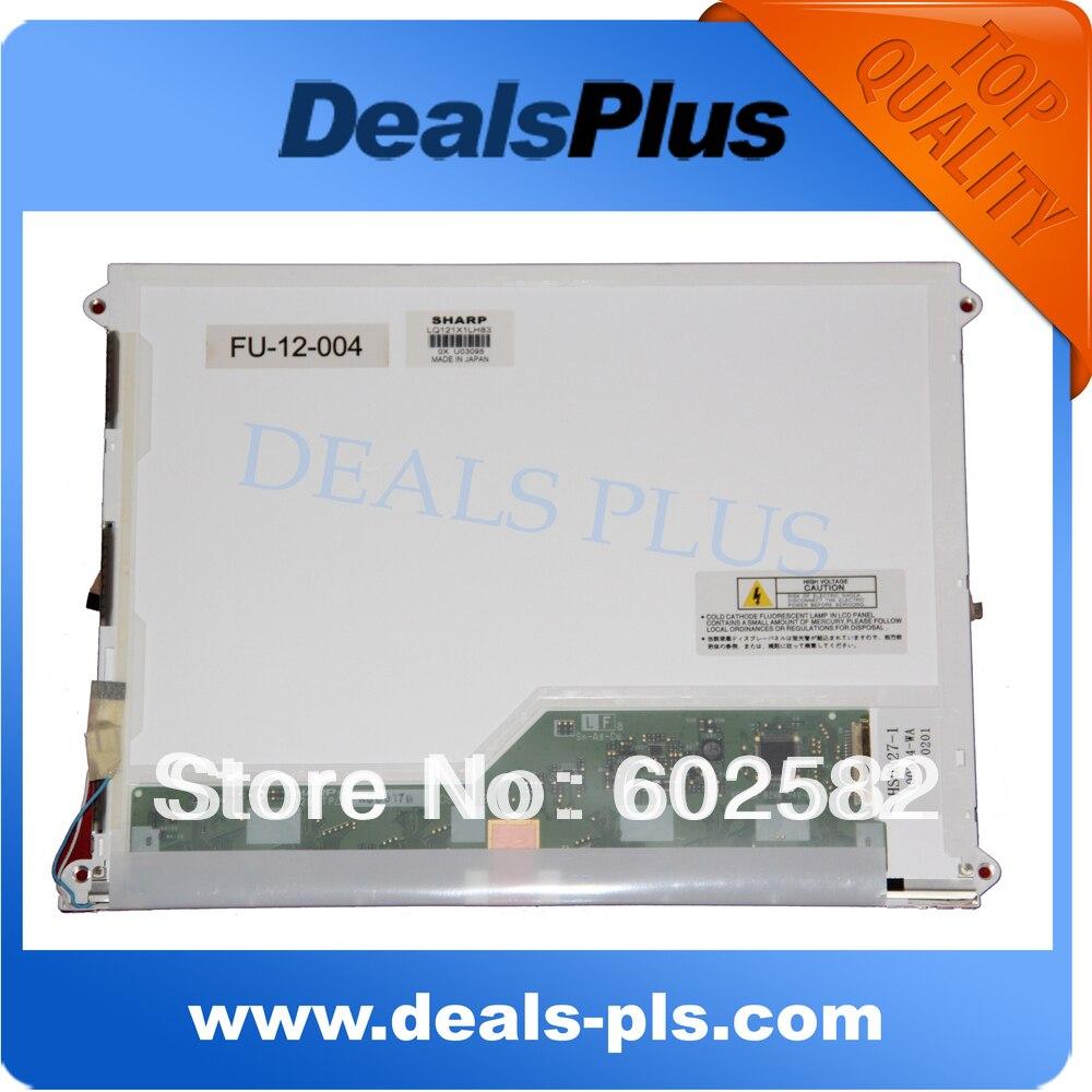 FREE SHIPPING BRAND NEW FOR SHARP LQ121X1LH83 LCD SCREEN