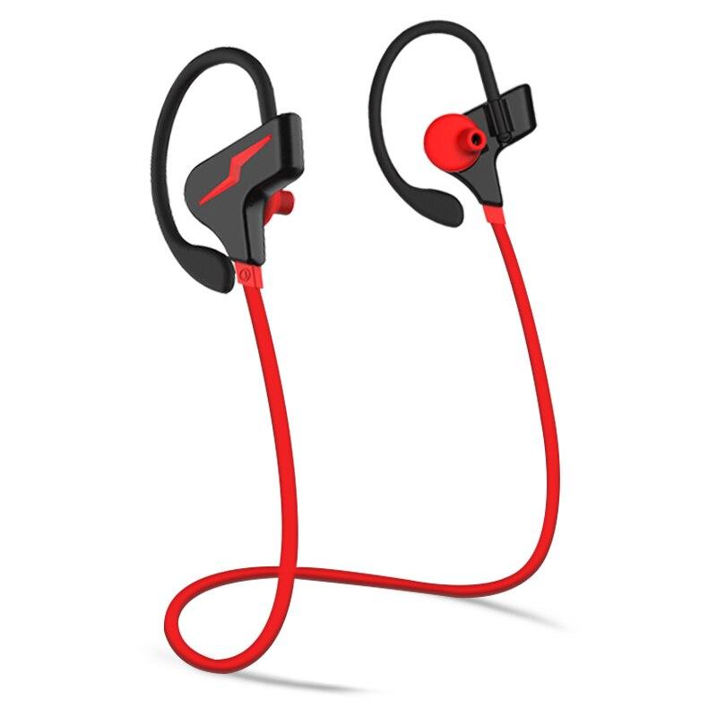 KS30 Sports Earphones Wireless Headset Bluetooth Headphones HD Stereo Sweatproof In Ear Hook For Gym Running Workout
