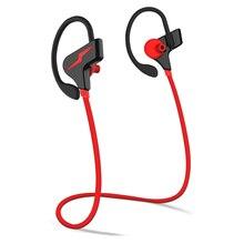 KS30 спортивные Наушники Беспроводной гарнитура Bluetooth наушники HD стерео Sweatproof В Ушные крючки для спортзала Бег тренировки