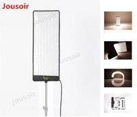 50 W fotoğraf ışığı Taşınabilir LED fotoğraf ışığı 252 adet Esnek LED fotoğraf ışığı RX-9TD CD5 L