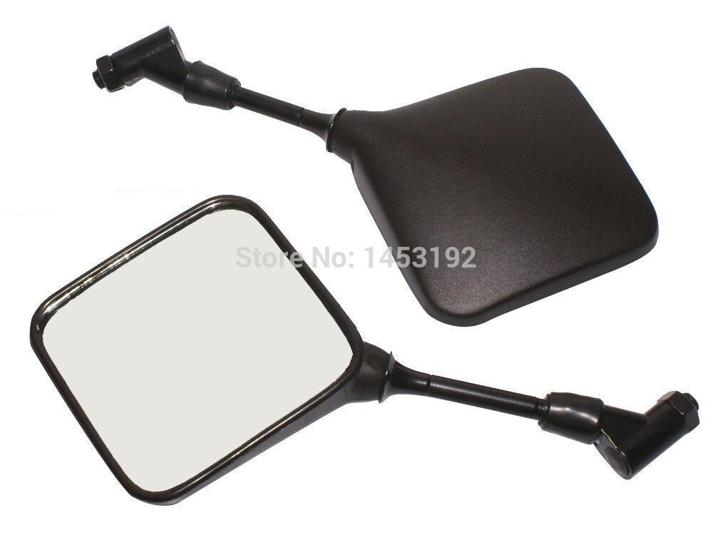 NEW Free Shipping Dual Sport Dirt Bike Motorcycle Mirrors For Honda XL XR 250 400 600 650 XR600 R