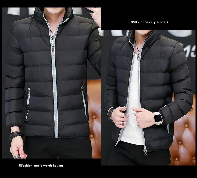 Großhandel Neue Herbst Winter Jacke Männer Marke Kleidung Casual ... 74c25bac83