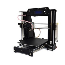 Prusa I3 3D Desktop Printer High Speed and Accuracy with Installation Tools