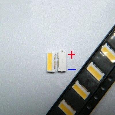For SAMSUNG LED TV Application LED Backlight Edge LED Series TS731A 0.5W 3V 7032 Cool white LED LCD TV Backlight
