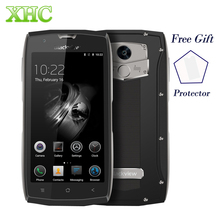 Blackview BV7000 IP68 Waterproof Mobile Phones 5.0 inch Android 7.0 Quad Core NFC OTG 2GB 16GB Fingerprint Dual SIM Smartphones