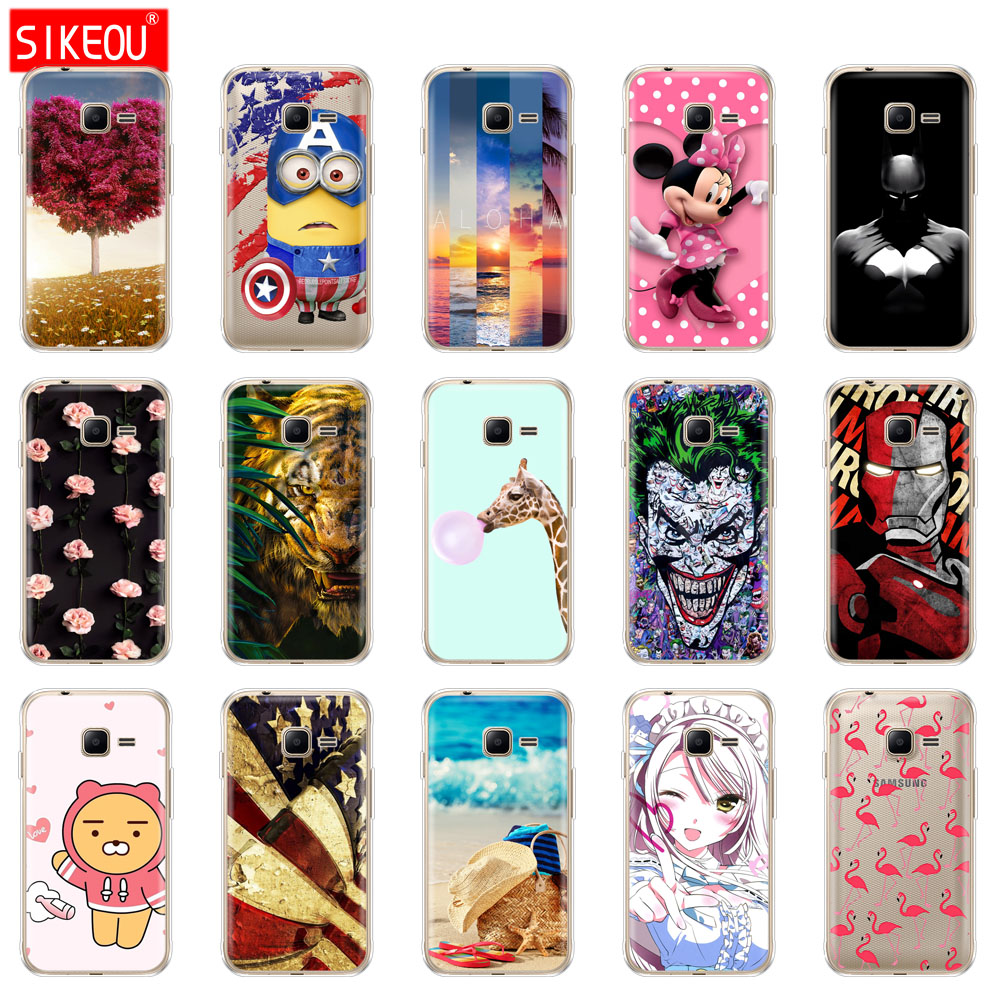 SIKEOU FOR <font><b>Samsung</b></font> <font><b>Galaxy</b></font> <font><b>J1</b></font> <font><b>Mini</b></font> Case Cover <font><b>2016</b></font> J105 <font><b>J105H</b></font>/DS J 1 <font><b>mini</b></font> <font><b>SM</b></font>-J105 J1mini <font><b>SM</b></font>-J105B/DS Soft silicone image