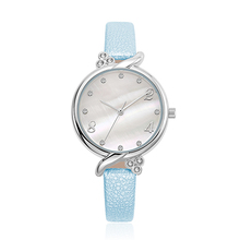 2019 для женщин со стразами часы леди вращения платье Смотреть бренд ремешок из натуральной кожи большой циферблат браслет наручные часы кристалл
