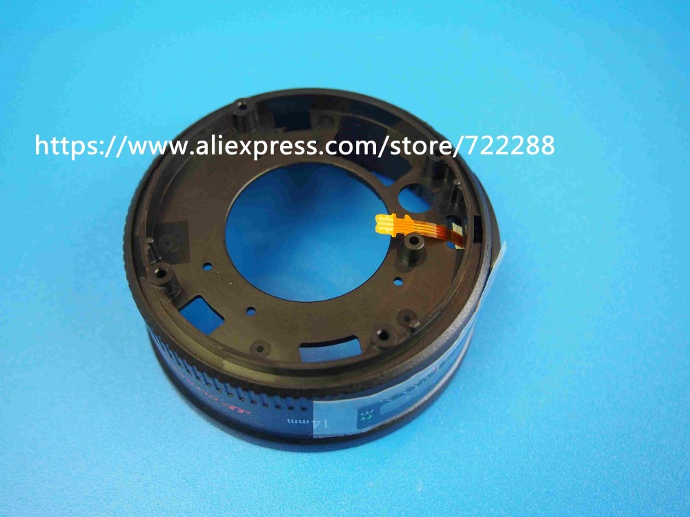 US $104 99 25% OFF|Repair Parts For Canon EF 14MM F/2 8 L II USM AF Switch  Fixed Sleeve Lens Barrel Ring Ass'y New-in Electronics Stocks from