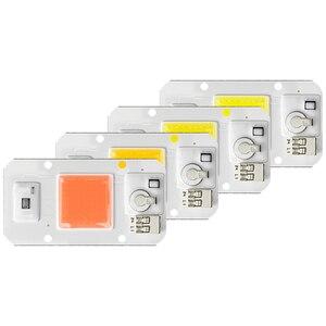 Smart IC LED COB Chip 50W 30W