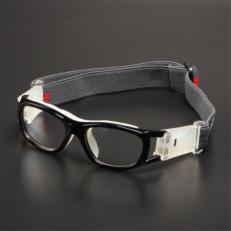 Lunettes de sport lunettes de Basket Ball Prescription cadre en verre de  football De Protection des yeux personnalisés Extérieure optique cadre  dx030 dans ... 367224d39a88