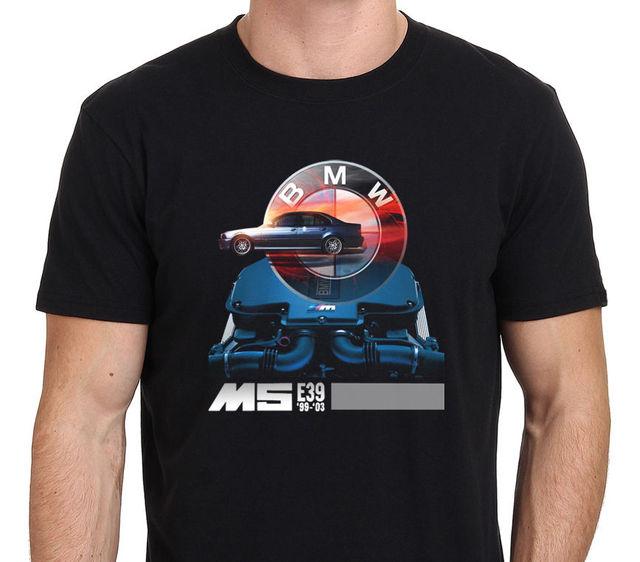 BMW M5 E39 Men's T-Shirt
