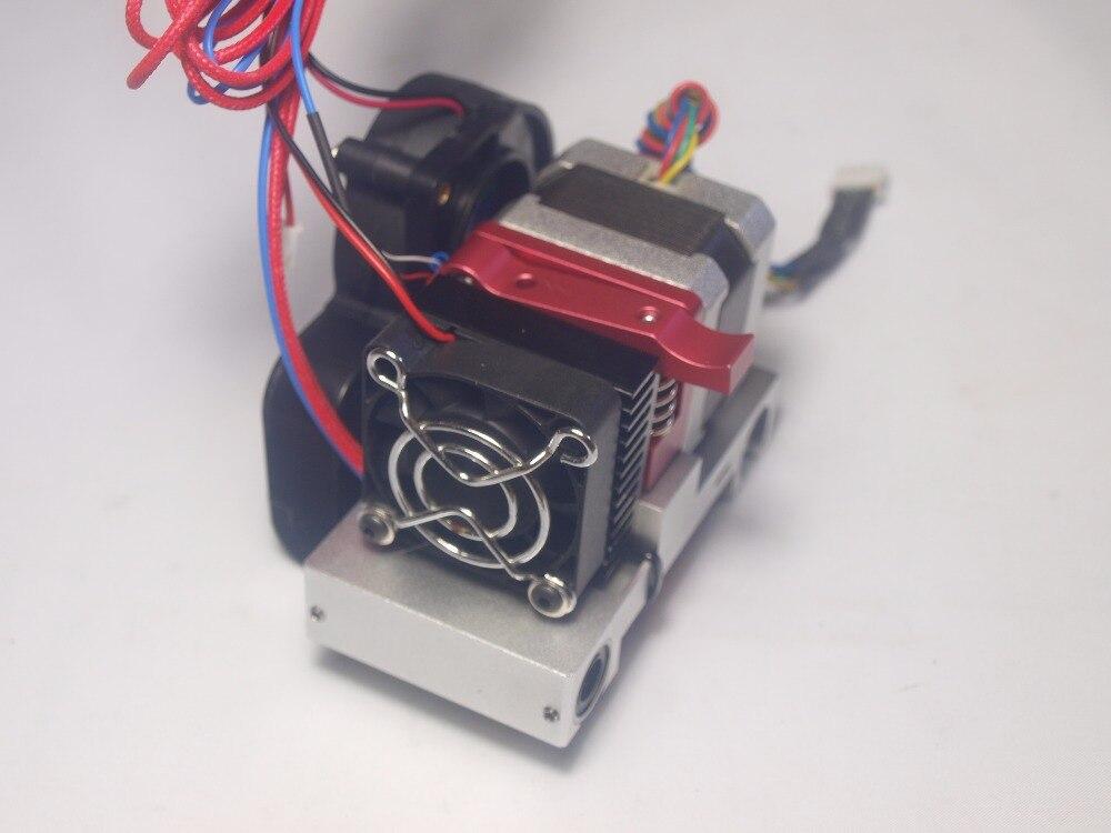 Falshforge/CTC 3D принтеры интимные аксессуары репликатора обновления X оси металла один каретка экструдера hotend монтажный комплект