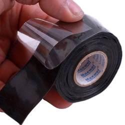 3 м Универсальный водостойкий черный силиконовый ремонтная лента склеивание дома водопровод ремонтная лента инструменты сильный