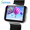 "2016 novo chegada s06 smart watch android 4.4 2.2 ""IPS tela MTK6572 512 MB + 4 GB Câmera Smartwatch com SIM Wifi GPS Bluetooth"