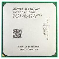 Amd athlon 64x2 7750 2.7 ghz processador de núcleo duplo soquete am2/am2 + cpu de 940 pinos|CPUs|   -