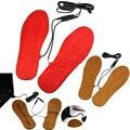 Новый Горячий USB Электрические С Подогревом Стельки Для Обуви Сапоги Держать Ноги в Тепле