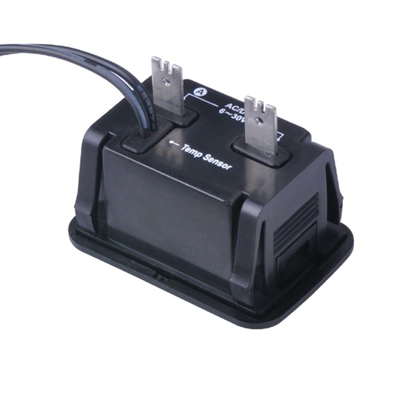 Digital impermeable Sensor de temperatura del tanque de aceite TEMP - Accesorios y repuestos para motocicletas - foto 5