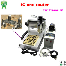 LY CNC Milling / Polishing / Engraving Machine for iPhone 4, 4S, 5, 5C and 5S Main Board Repair 110/220V Free shipping(China (Mainland))