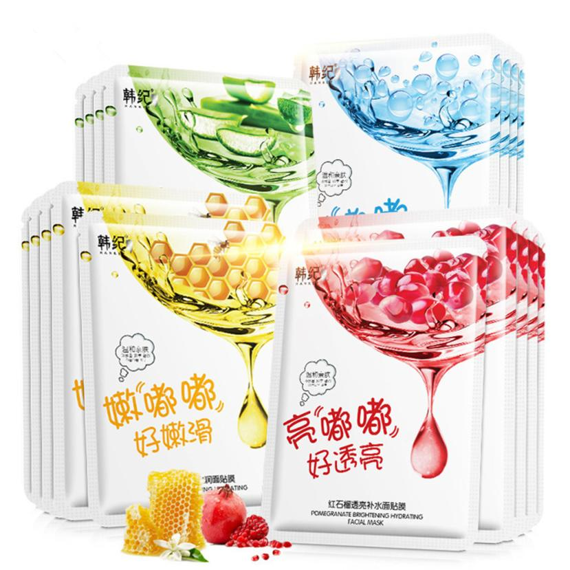 Best Price! Skin Care Plant Facial Mask Moisturizing Oil Control Blackhead Remover Wrapped Mask Face Mask Face Care Anne