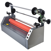 BU 650IIPlus Ordinary Digital Printing And Sheet Coating Single Sided Cold Roll Laminator Maximum Film Width 650mm 110V/220V