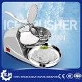 Ev Aletleri'ten Buz Kırıcılar ve Traşlayıcılar'de 85 kg/saat ticari paslanmaz çelik elektrikli bar buz kırıcı otomatik buz tıraş makinesi