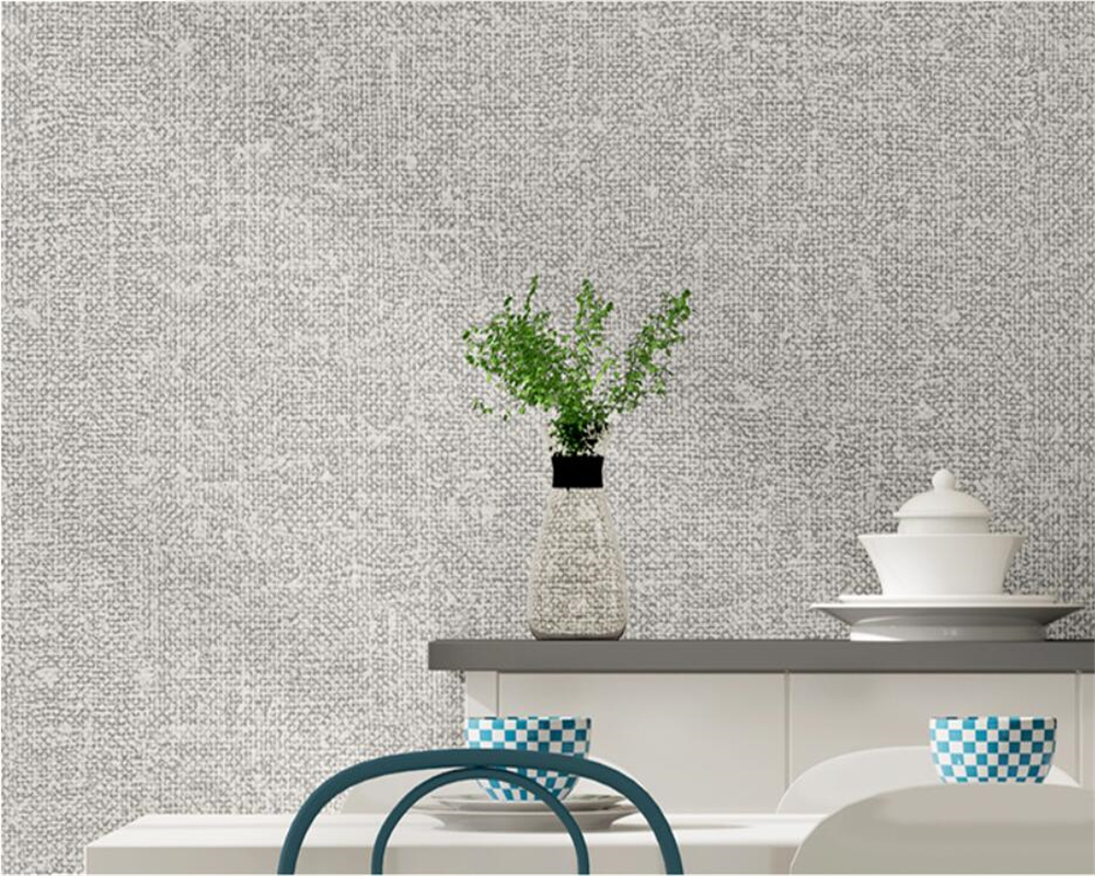 Beibehang papel de parede Plain non-woven wallpaper green background pure color wallpaper living room bedroom wall paper roll beibehang classic feature solid wall paper plain stripe non woven home decor papel de parede 3d wallpaper roll for bedroom white