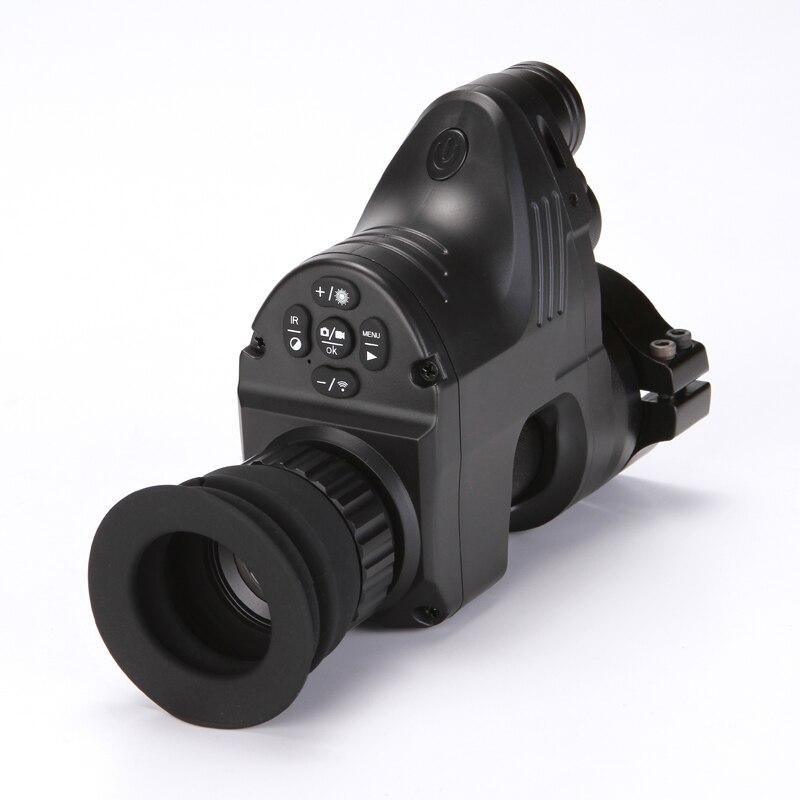 PARD riflescope visão noturna, visão noturna infravermelha visão, desmontagem Rápida usar dia e noite câmera Escopo riflscope gravador