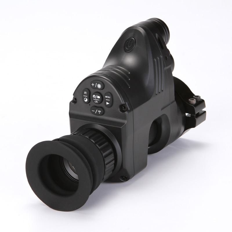 PARD visión nocturna riflescope, visión infrarroja visión nocturna, desmontaje rápido día y noche uso Cámara alcance riflscope grabadora