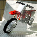 Nova marca Fresco 1/12 Escala HONDA CRF 450R Moto Diecast Metal Motorbike Toy Modelo Para Presente/Coleção/Crianças/crianças