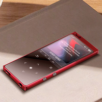 BENJIE MP4 Player with Speaker 8GB 1.8Inch Screen Lossless Sound Video Player Support FM, Recorder, SD Card Up to 128GB